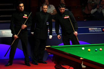 Matthew Stevens Betfred.com World Snooker Championship