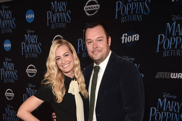 Beth Behrs Disney's 'Mary Poppins Returns' World Premiere