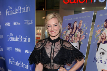 Beth Behrs Premiere of IFC Films' 'The Female Brain'- Arrivals