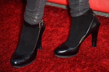 Beth Hart Arrivals at the MusiCares MAP Fund Benefit Concert