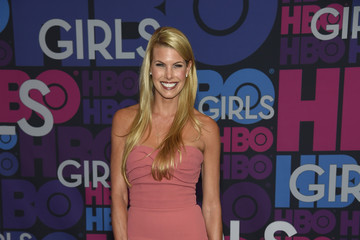 Beth Ostrosky Stern 'Girls' Season 4 Premiere in NYC