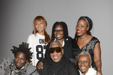 Bethann Hardison Tracy Reese - Front Row - Mercedes-Benz Fashion Week Spring 2015