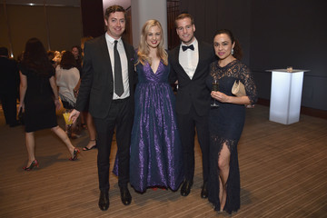 Bethany Watson The Christopher & Dana Reeve Foundation Hosts 'A Magical Evening' Gala - Inside