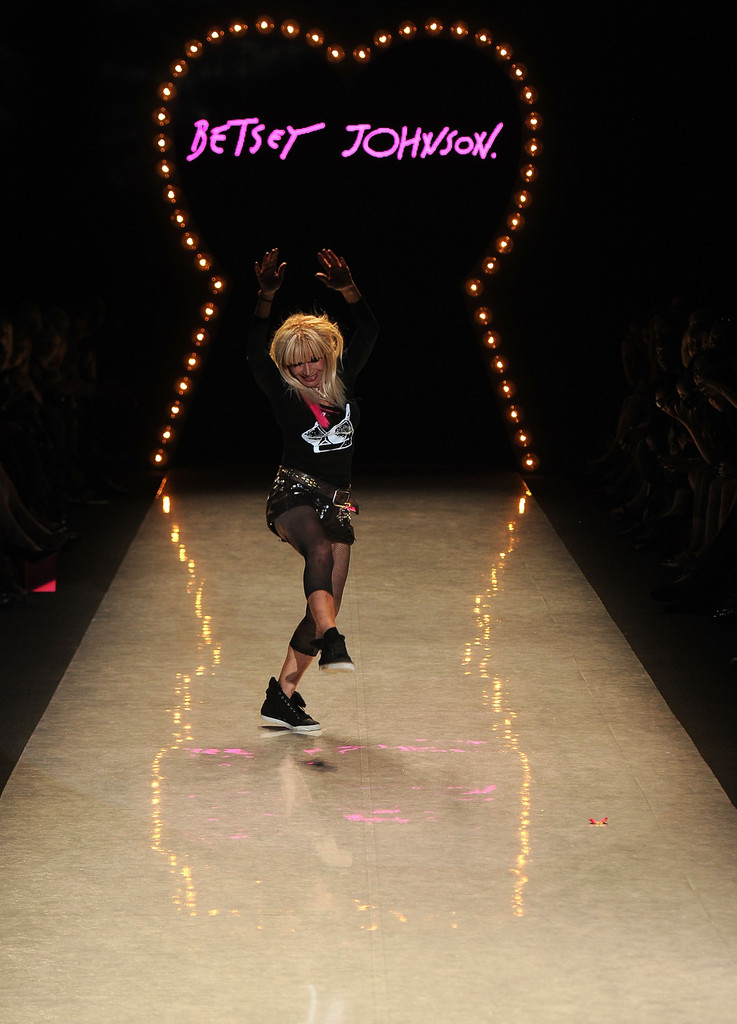 Why Betsey Johnson Thinks Skipping NYFW Means Success