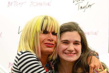 Betsey Johnson Lord & Taylor King of Prussia Charity Day & Betsey Johnson Personal Appearance