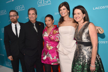 Betsy Brandt 17th Costume Designers Guild Awards With Presenting Sponsor Lacoste - Red Carpet