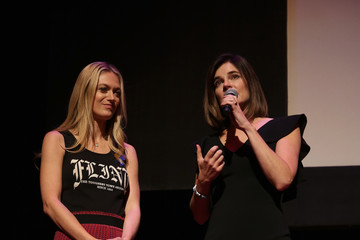 Betsy Brandt Lifetime's 'Flint' Screening at The Whiting