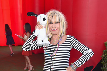 Betsy Johnson Premiere of 20th Century Fox 'The Peanuts Movie' - Red Carpet