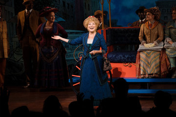 Bette Midler Bette Midler Returns To Her Tony Award-Winning Role In 'Hello, Dolly!' On Broadway