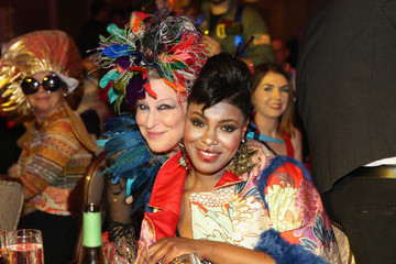 Bette Midler Bette Midler's Annual Hulaween Party Celebrates New York Restoration Project's 20th Anniversary - Inside