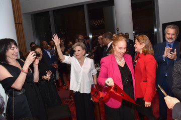 Bette Midler Jazz at Lincoln Center Opens The Mica and Ahmet Ertegun Atrium