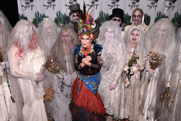 Bette Midler 2015 Hulaween Party Celebrating New York Restoration Project's 20th Anniversary