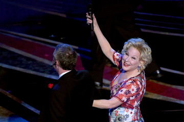 Bette Midler 91st Annual Academy Awards - Social Ready Content