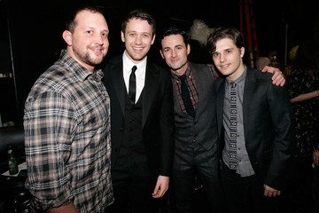 Michael Arden Andy Mientus A Better Holiday Benefit Concert