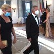 Bettina Wulff King Willem-Alexander Of The Netherlands And Queen Maxima Visit Berlin - Day One