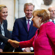 Bettina Wulff Germany Celebrates 500th Anniversary Of The Reformation