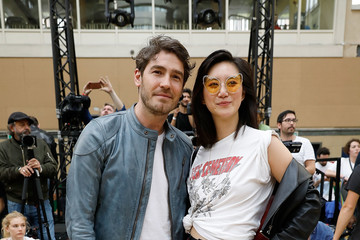 Betty Bachz Front Row & Arrivals: Day 4 - LFWM June 2017