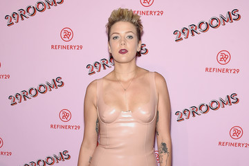 Betty Who Refinery29 Third Annual 29Rooms: Turn It Into Art