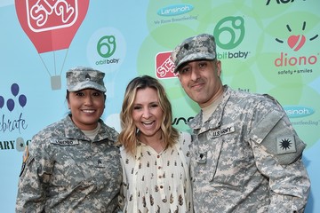 Beverley Mitchell Step2 & Favored.by Present the 5th Annual Red Carpet Safety Awareness Event