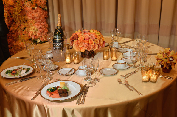 The Beverly Hilton Hosts Golden Globe Menu Preview