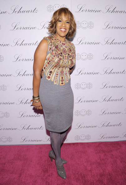 gayle king age