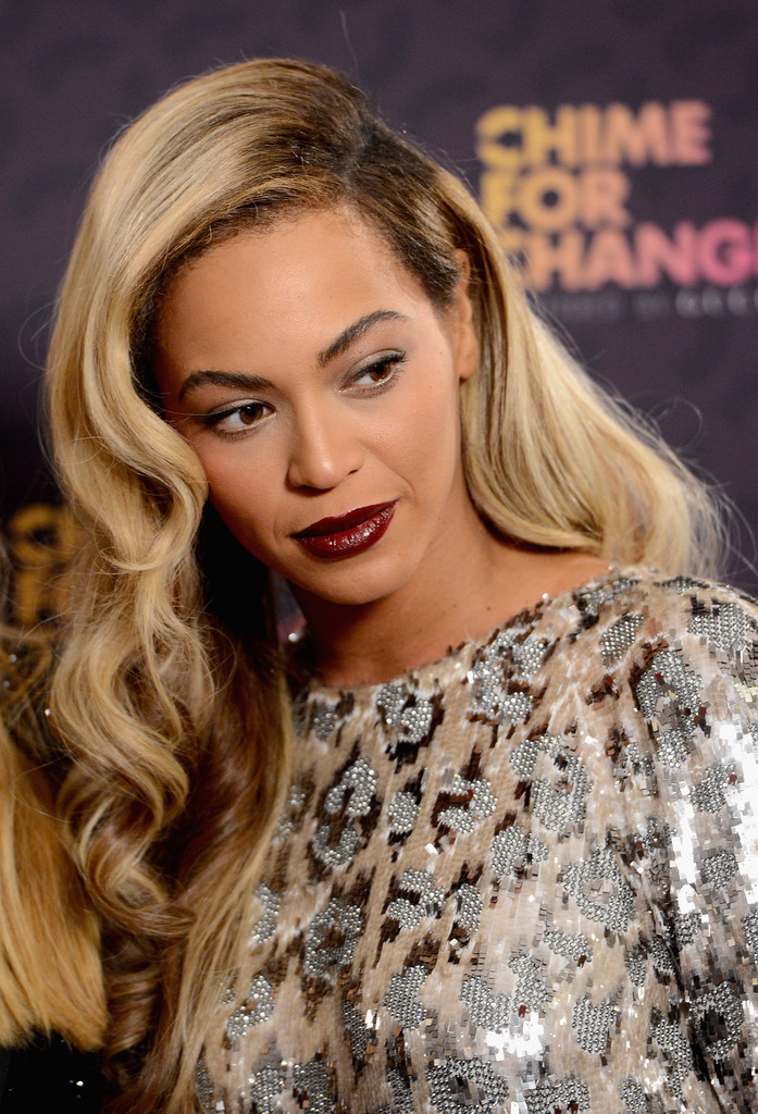 Beyonces Hair Color Idea Style For Summer 2013 Recently From