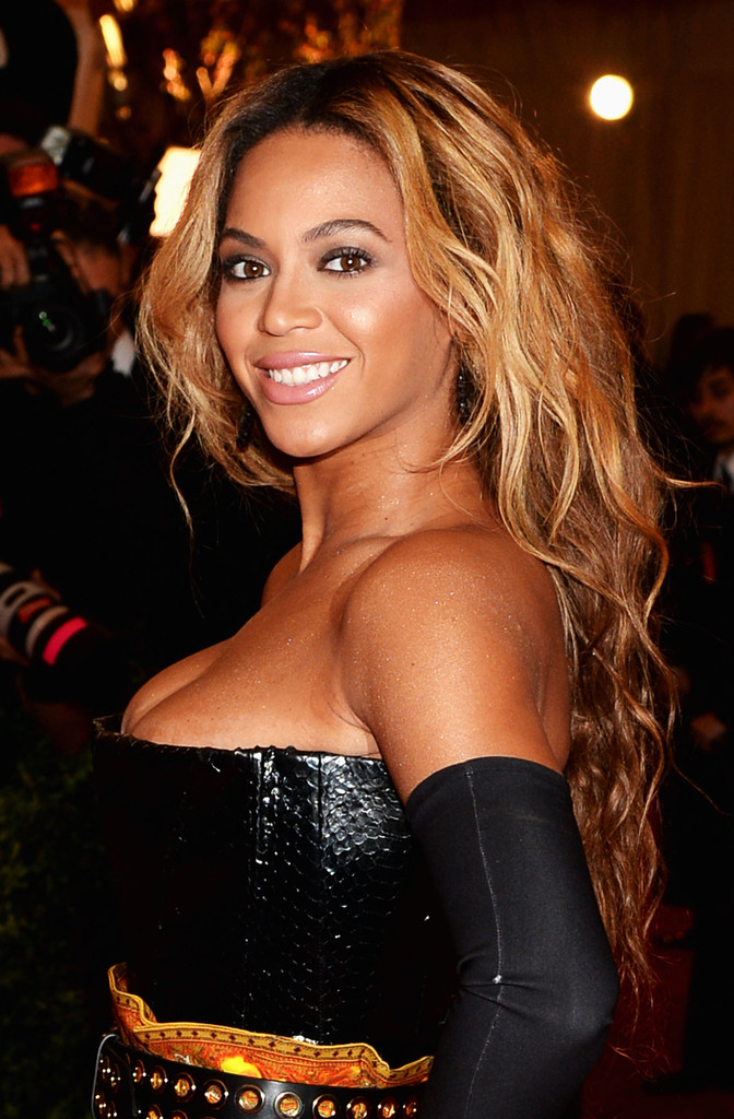 Beyonce Knowles - 'PUNK: Chaos To Couture' Costume Gala