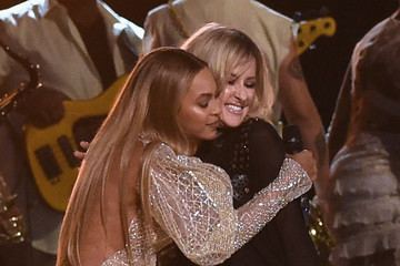 Beyonce Knowles The 50th Annual CMA Awards - Show