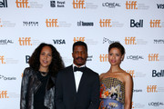 Nate Parker and Gina Prince-bythewood Photos Photo