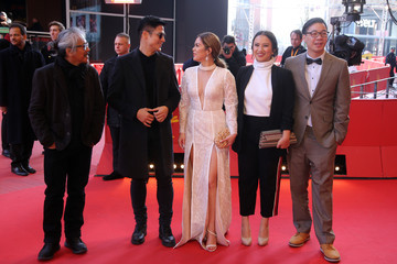 Bianca Balbuena 'Season of the Devil' Premiere - 68th Berlinale International Film Festival