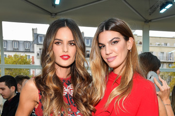 Bianca Brandolini D'Adda Valentino : Front Row - Paris Fashion Week Womenswear Spring/Summer 2019