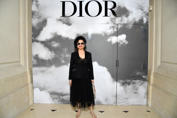 Christian Dior  : Photocall - Paris Fashion Week - Haute Couture Fall/Winter 2019/2020