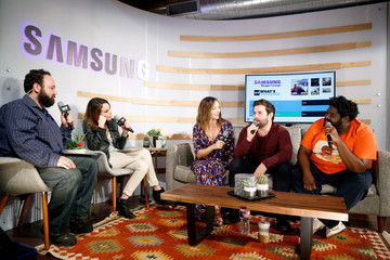 Bianca Kajlich The Samsung Studio At SXSW 2015