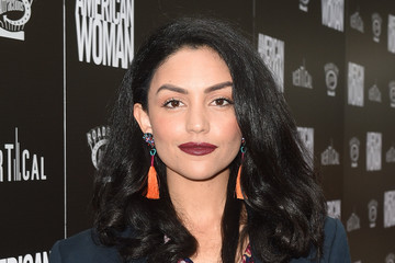 Bianca Santos Los Angeles Premiere Of 'American Woman'