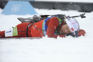Halvard Hanevold Biathlon - Day 15