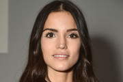 Model Sofia Resing attends Bibhu Mohapatra Fashion Show during February 2017 - New York Fashion Week: The Shows at Gallery 3, Skylight Clarkson Sq on February 15, 2017 in New York City.