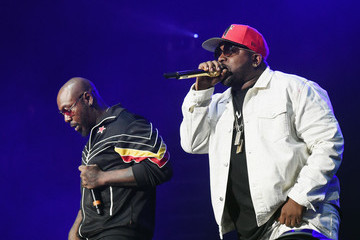 Big Boi V-103 Live Pop Up Concert