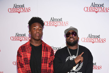 Big Boi 'Almost Christmas' Atlanta Red Carpet Screening With Cast and Filmmakers