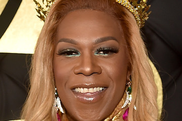 Big Freedia The 59th GRAMMY Awards -  Red Carpet