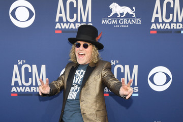 Big Kenny 54th Academy Of Country Music Awards - Arrivals
