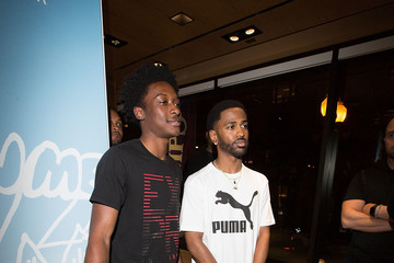 Big Sean Big Sean, PUMA and Champs Sports Host TSUGI Netfit evoKNIT Launch Event at Champs Sports in Chicago