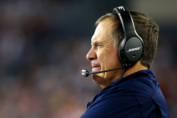 Bill Belichick Green Bay Packers v New England Patriots
