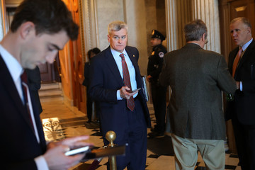 Bill Cassidy Congress to Hold Vote on Budget Bill As Shutdown Deadline Looms