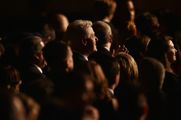 Bill Clinton 60th Annual GRAMMY Awards - MusiCares Person Of The Year Honoring Fleetwood Mac - Show