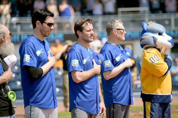 Bill Cody 28th Annual City Of Hope Celebrity Softball Game - Game