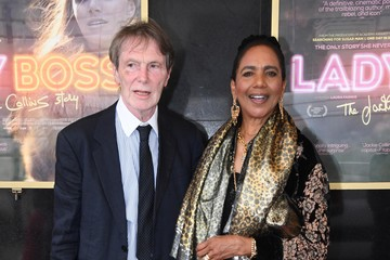 """Bill Collins Hazel Collins """"Lady Boss: The Jackie Collins' Story"""" UK Premiere - Photocall"""