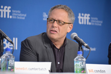 Bill Condon 'The Fifth Estate' Press Conference in Toronto