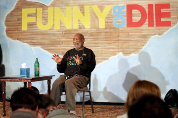 Bill Cosby Funny or Die Clubhouse + Facebook Pop-Up HQ