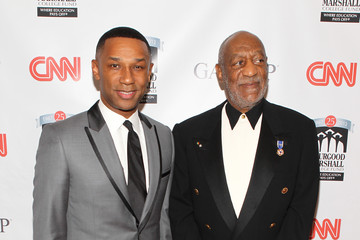 Bill Cosby Arrivals at the Thurgood Marshall College Fund Awards Gala