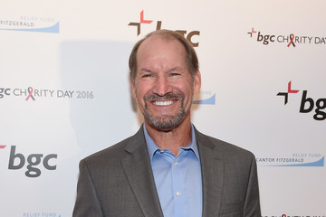 Bill Cowher Annual Charity Day Hosted By Cantor Fitzgerald, BGC and GFI - BGC Office - Arrivals